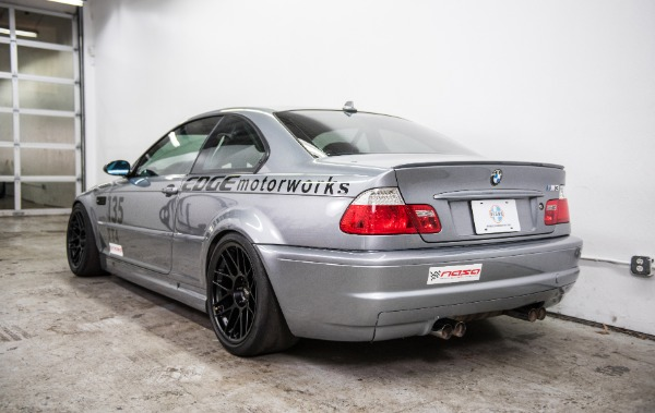 Used 2004 BMW M3 Racecar Used 2004 BMW M3 Racecar for sale Sold at Response Motors in Mountain View CA 8
