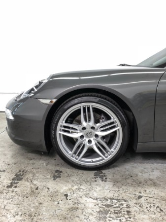 Used 2012 Porsche 911 Carrera Used 2012 Porsche 911 Carrera for sale Sold at Response Motors in Mountain View CA 12