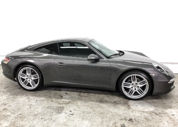 Used 2012 Porsche 911 Carrera Used 2012 Porsche 911 Carrera for sale Sold at Response Motors in Mountain View CA 4