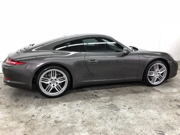 Used 2012 Porsche 911 Carrera Used 2012 Porsche 911 Carrera for sale Sold at Response Motors in Mountain View CA 5