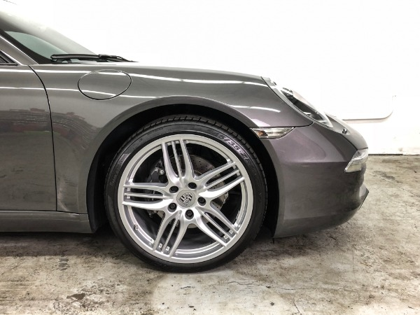 Used 2012 Porsche 911 Carrera Used 2012 Porsche 911 Carrera for sale Sold at Response Motors in Mountain View CA 6