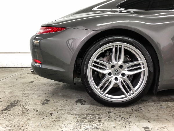 Used 2012 Porsche 911 Carrera Used 2012 Porsche 911 Carrera for sale Sold at Response Motors in Mountain View CA 7
