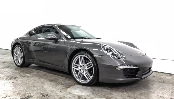 Used 2012 Porsche 911 Carrera Used 2012 Porsche 911 Carrera for sale Sold at Response Motors in Mountain View CA 1