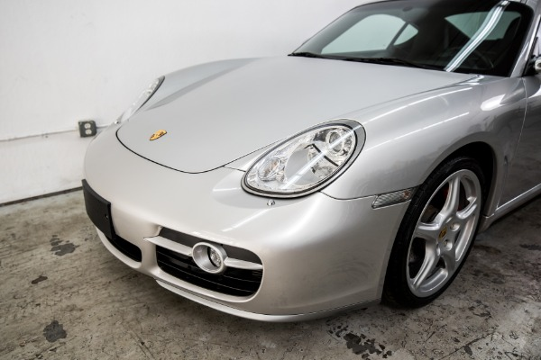 Used 2006 Porsche Cayman S Used 2006 Porsche Cayman S for sale Sold at Response Motors in Mountain View CA 11