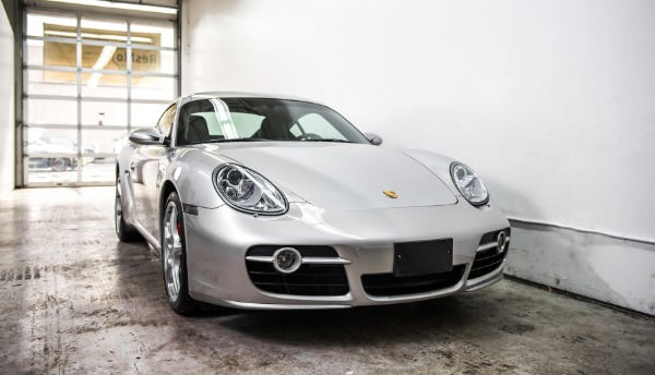 Used 2006 Porsche Cayman S Used 2006 Porsche Cayman S for sale Sold at Response Motors in Mountain View CA 12