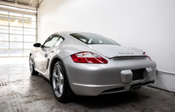 Used 2006 Porsche Cayman S Used 2006 Porsche Cayman S for sale Sold at Response Motors in Mountain View CA 6