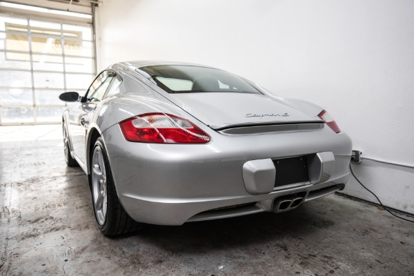 Used 2006 Porsche Cayman S Used 2006 Porsche Cayman S for sale Sold at Response Motors in Mountain View CA 7