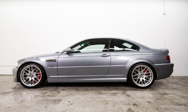 Used 2005 BMW M3 Used 2005 BMW M3 for sale Sold at Response Motors in Mountain View CA 11