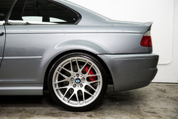 Used 2005 BMW M3 Used 2005 BMW M3 for sale Sold at Response Motors in Mountain View CA 12