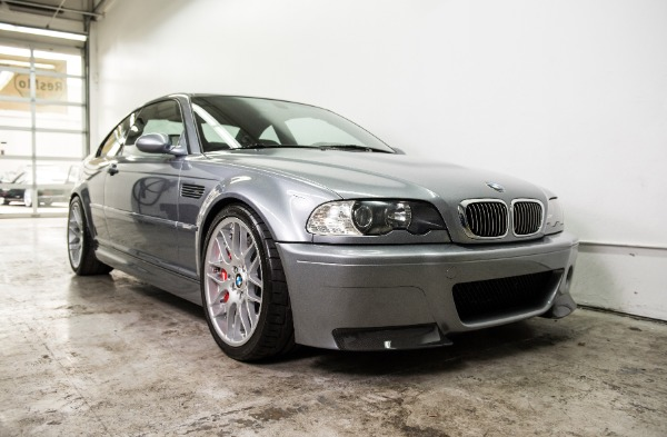 Used 2005 BMW M3 Used 2005 BMW M3 for sale Sold at Response Motors in Mountain View CA 1