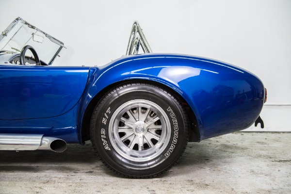 Used 1965 Shelby Superformance Cobra Superformance Used 1965 Shelby Superformance Cobra Superformance for sale Sold at Response Motors in Mountain View CA 11