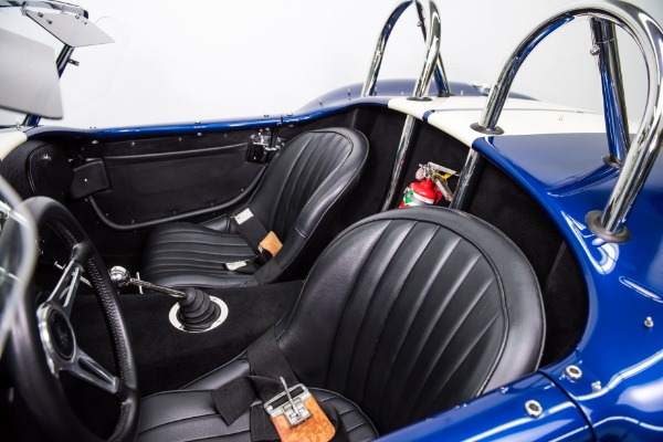 Used 1965 Shelby Superformance Cobra Superformance Used 1965 Shelby Superformance Cobra Superformance for sale Sold at Response Motors in Mountain View CA 15