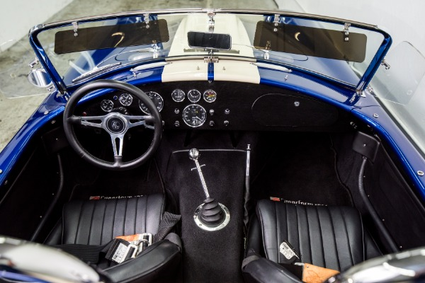 Used 1965 Shelby Superformance Cobra Superformance Used 1965 Shelby Superformance Cobra Superformance for sale Sold at Response Motors in Mountain View CA 16
