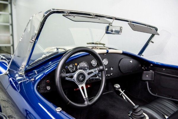 Used 1965 Shelby Superformance Cobra Superformance Used 1965 Shelby Superformance Cobra Superformance for sale Sold at Response Motors in Mountain View CA 17