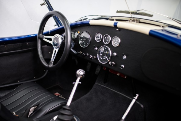 Used 1965 Shelby Superformance Cobra Superformance Used 1965 Shelby Superformance Cobra Superformance for sale Sold at Response Motors in Mountain View CA 22