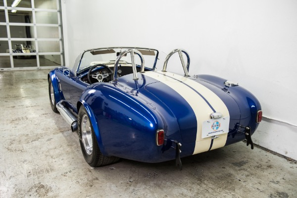 Used 1965 Shelby Superformance Cobra Superformance Used 1965 Shelby Superformance Cobra Superformance for sale Sold at Response Motors in Mountain View CA 8