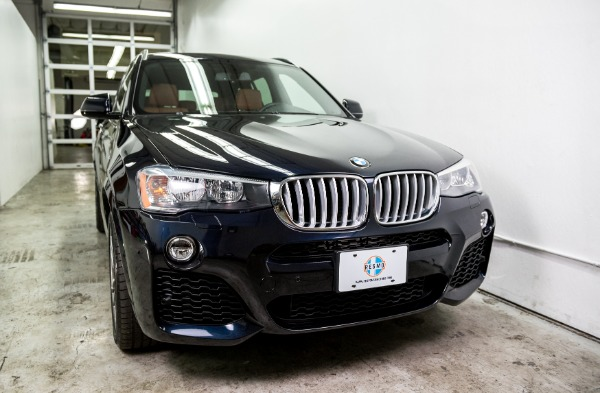 Used 2016 BMW X3 xDrive28i Used 2016 BMW X3 xDrive28i for sale Sold at Response Motors in Mountain View CA 2