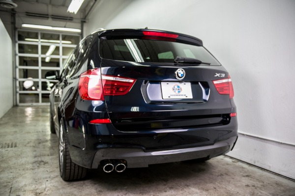 Used 2016 BMW X3 xDrive28i Used 2016 BMW X3 xDrive28i for sale Sold at Response Motors in Mountain View CA 5
