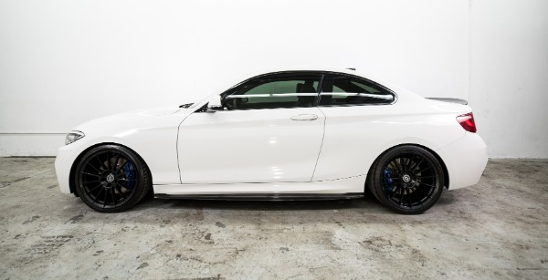 Used 2015 BMW 2 Series M235i Used 2015 BMW 2 Series M235i for sale Sold at Response Motors in Mountain View CA 10