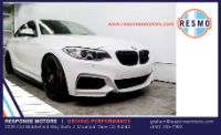 Used 2015 BMW 2 Series M235i Used 2015 BMW 2 Series M235i for sale Sold at Response Motors in Mountain View CA 2