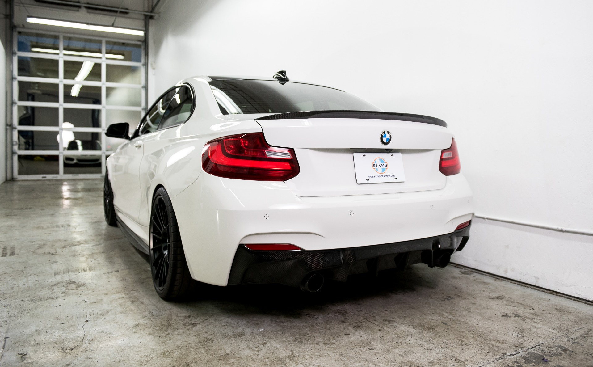 Used 2015 BMW 2 Series M235i Used 2015 BMW 2 Series M235i for sale Sold at Response Motors in Mountain View CA 6