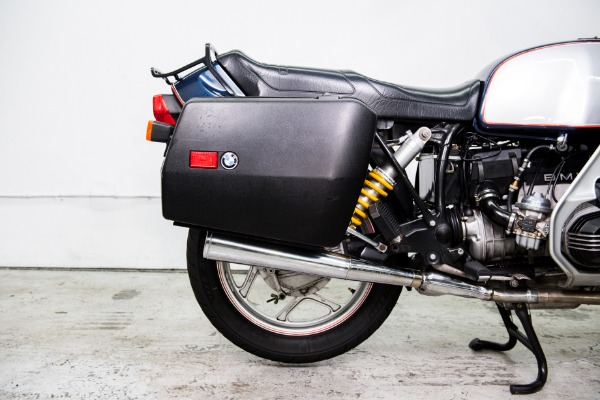 Used 1992 BMW R100RS Used 1992 BMW R100RS for sale Sold at Response Motors in Mountain View CA 10
