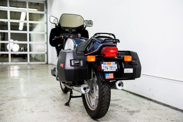 Used 1992 BMW R100RS Used 1992 BMW R100RS for sale Sold at Response Motors in Mountain View CA 12