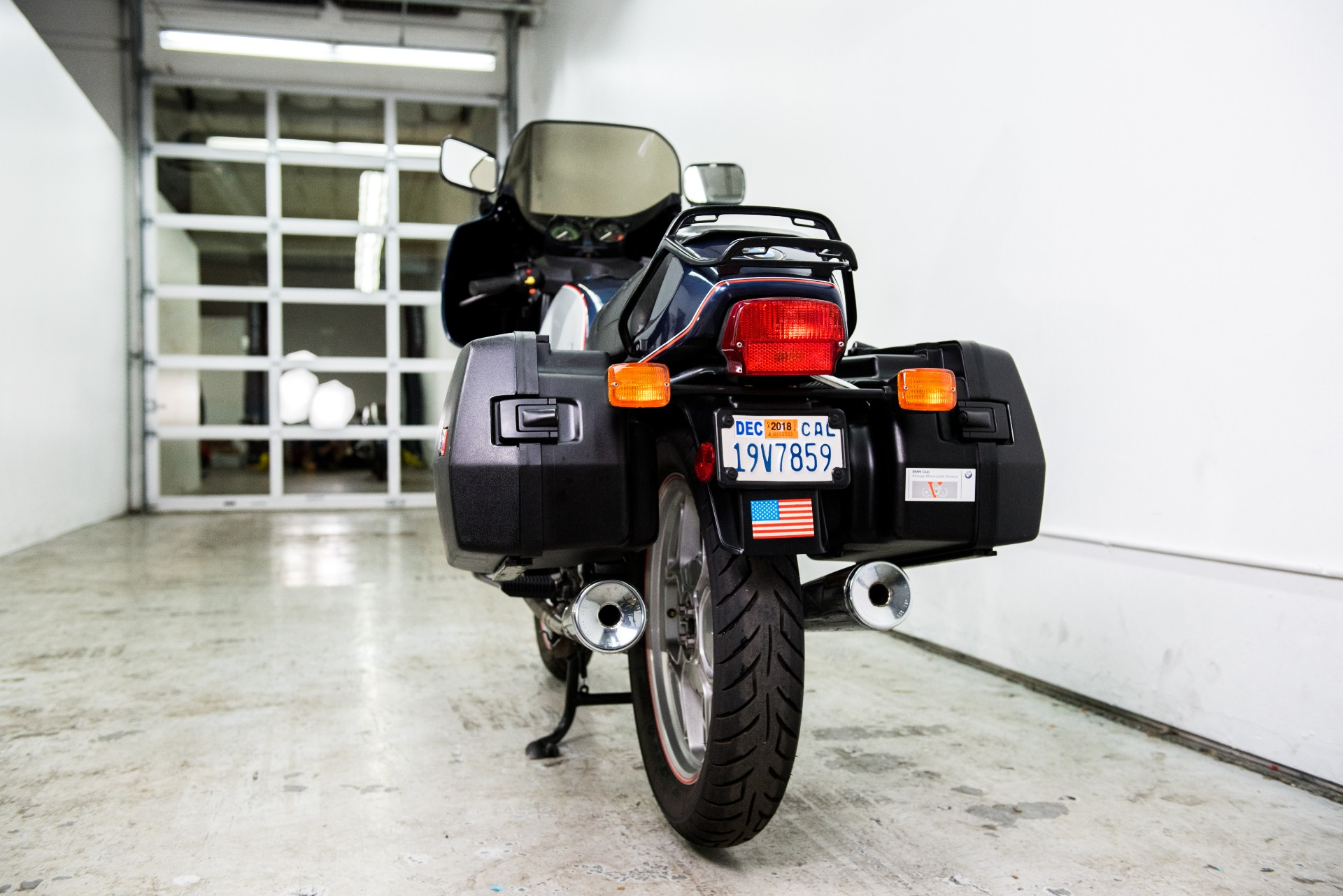 Used 1992 BMW R100RS Used 1992 BMW R100RS for sale Sold at Response Motors in Mountain View CA 13