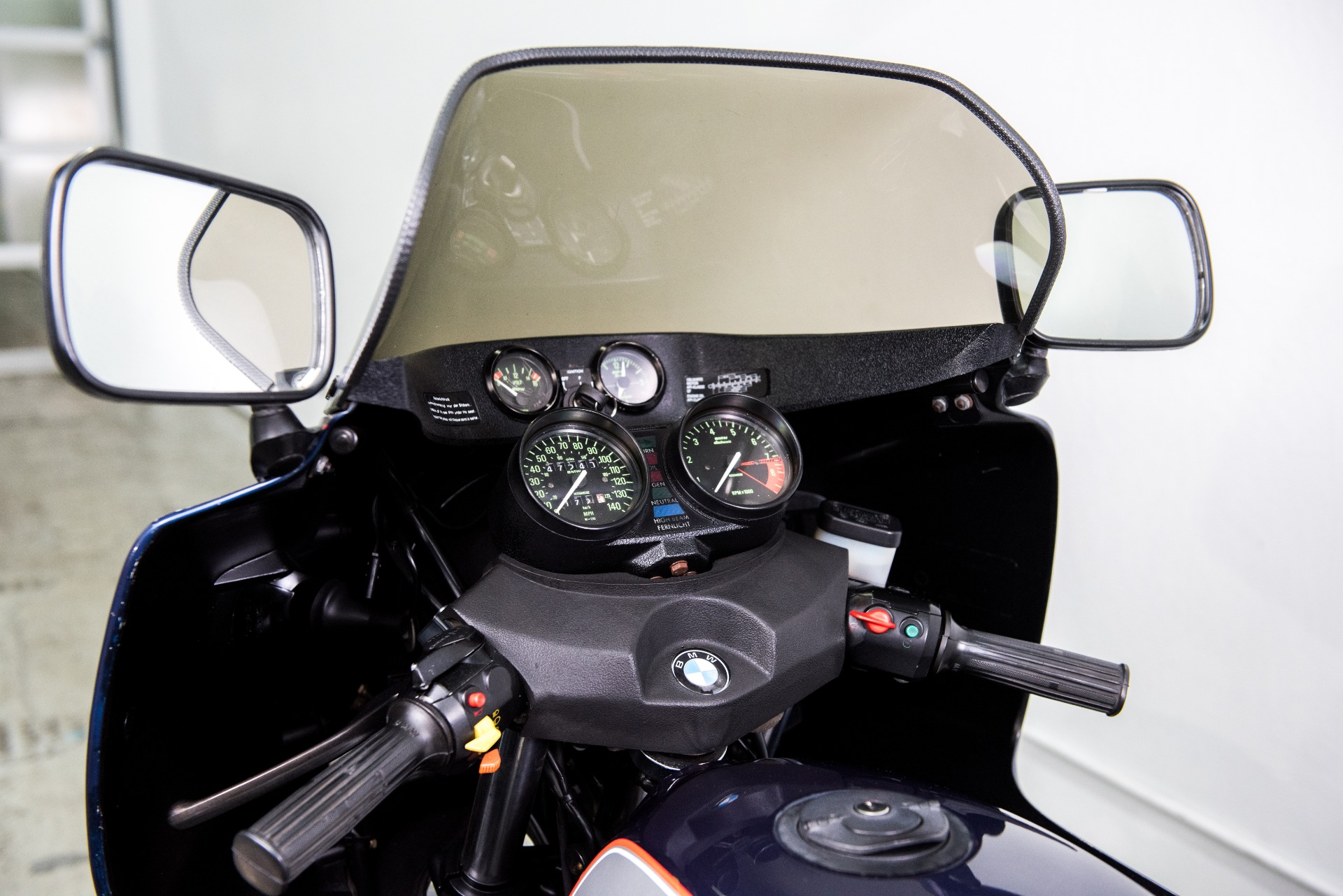 Used 1992 BMW R100RS Used 1992 BMW R100RS for sale Sold at Response Motors in Mountain View CA 14
