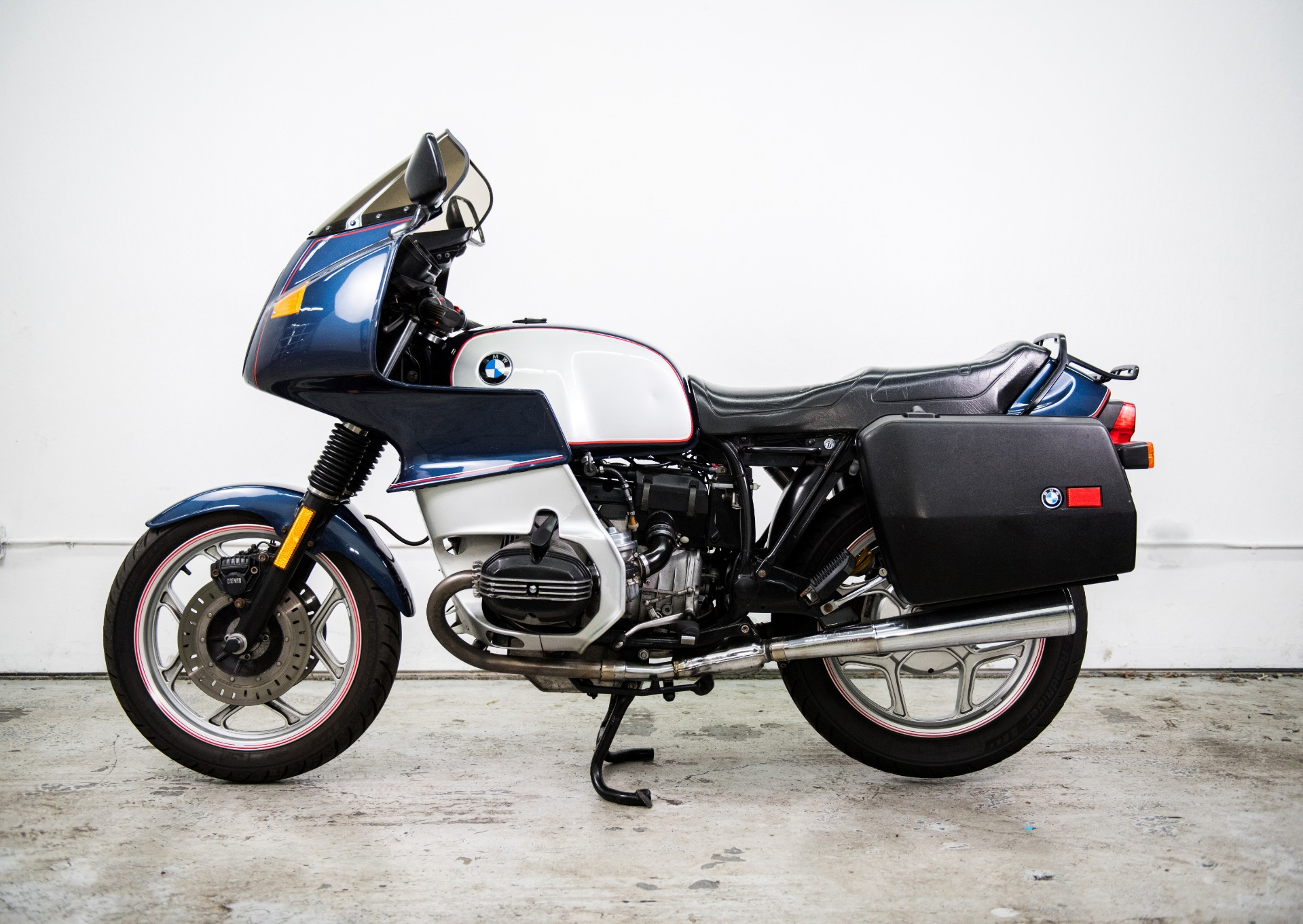 Used 1992 BMW R100RS Used 1992 BMW R100RS for sale Sold at Response Motors in Mountain View CA 17