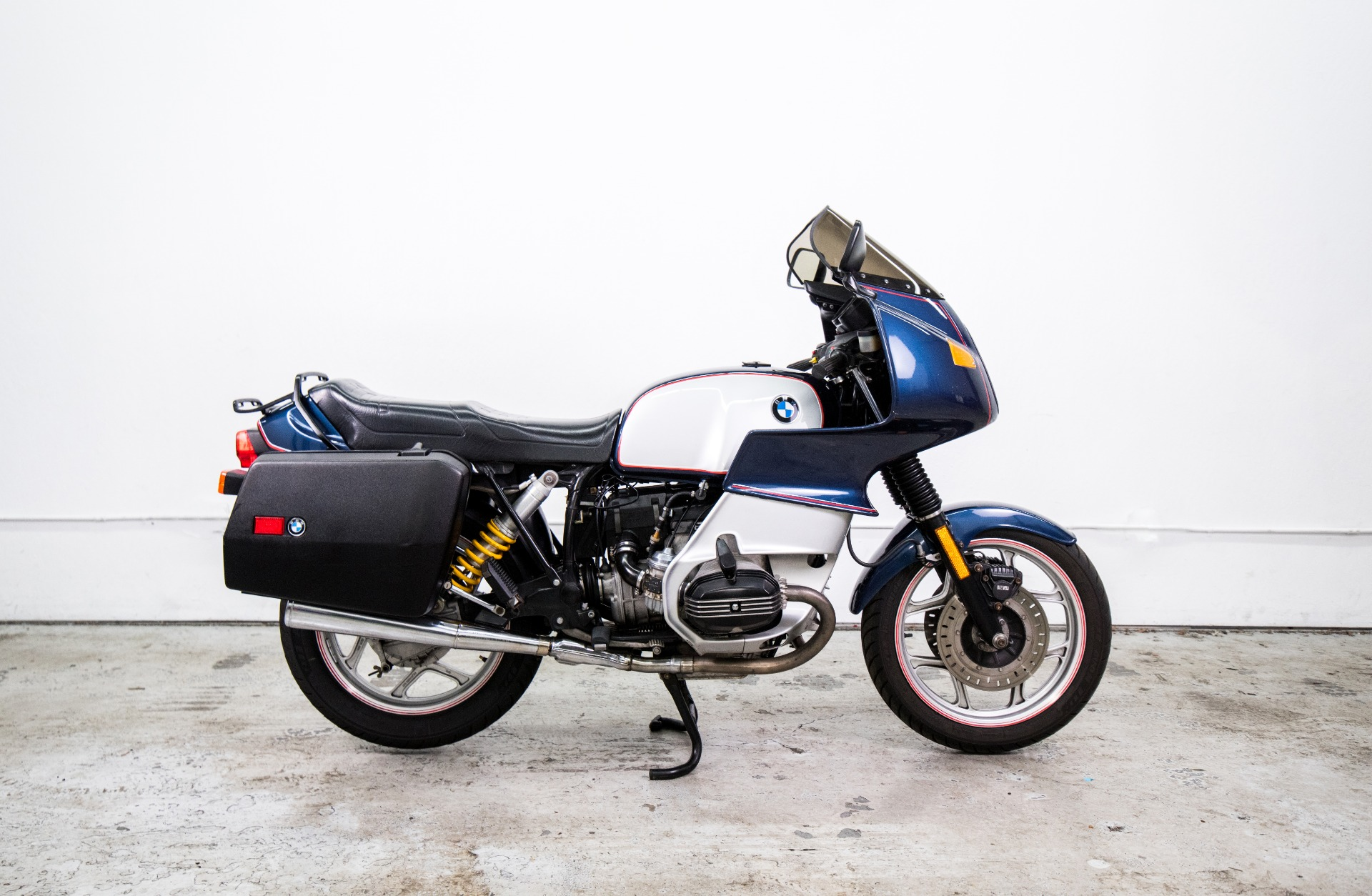 Used 1992 BMW R100RS Used 1992 BMW R100RS for sale Sold at Response Motors in Mountain View CA 22