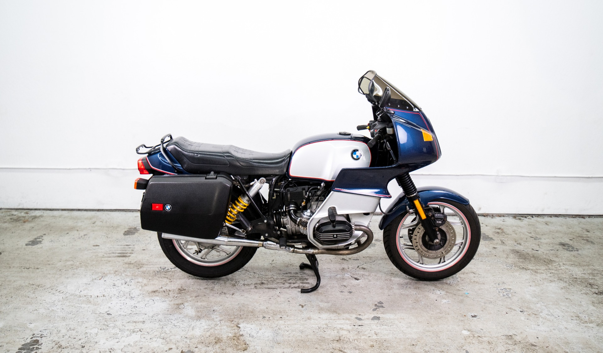 Used 1992 BMW R100RS Used 1992 BMW R100RS for sale Sold at Response Motors in Mountain View CA 3