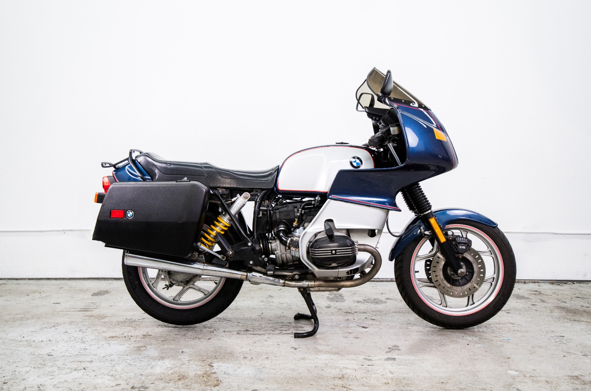 Used 1992 BMW R100RS Used 1992 BMW R100RS for sale Sold at Response Motors in Mountain View CA 4