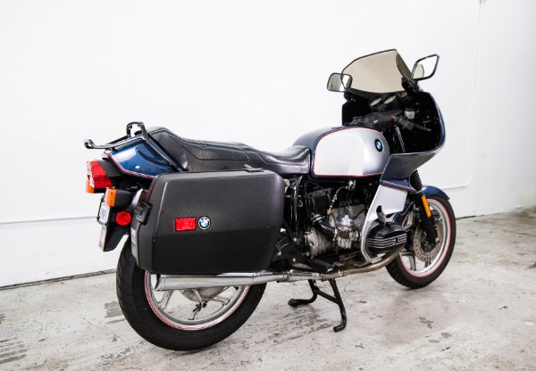 Used 1992 BMW R100RS Used 1992 BMW R100RS for sale Sold at Response Motors in Mountain View CA 5