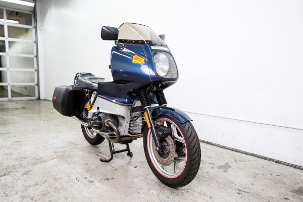 Used 1992 BMW R100RS Used 1992 BMW R100RS for sale Sold at Response Motors in Mountain View CA 6