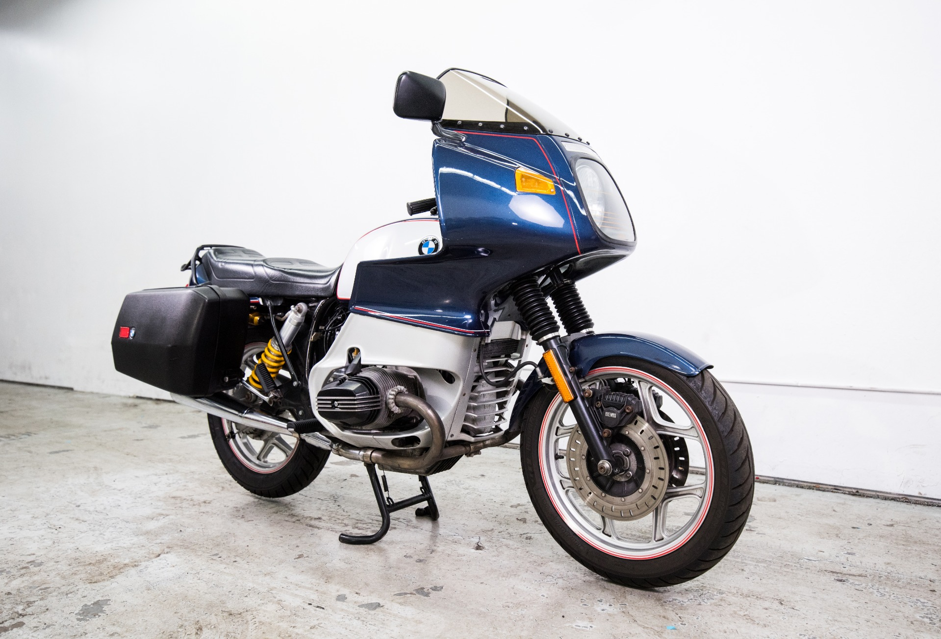 Used 1992 BMW R100RS Used 1992 BMW R100RS for sale Sold at Response Motors in Mountain View CA 1