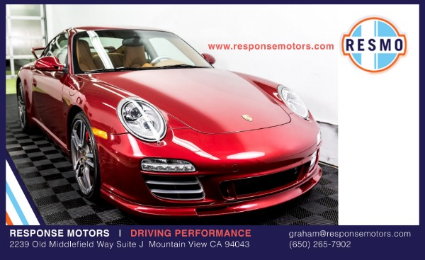Used 2011 Porsche 911 Carrera S Used 2011 Porsche 911 Carrera S for sale Sold at Response Motors in Mountain View CA 23