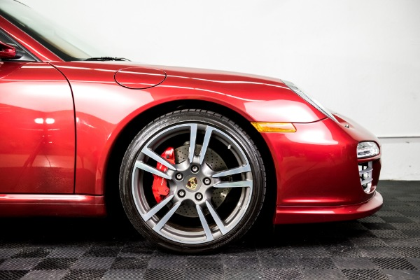 Used 2011 Porsche 911 Carrera S Used 2011 Porsche 911 Carrera S for sale Sold at Response Motors in Mountain View CA 3