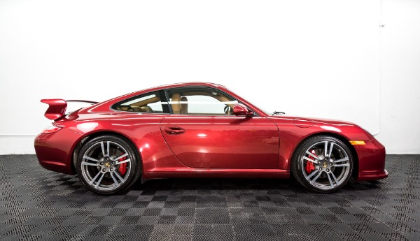Used 2011 Porsche 911 Carrera S Used 2011 Porsche 911 Carrera S for sale Sold at Response Motors in Mountain View CA 4