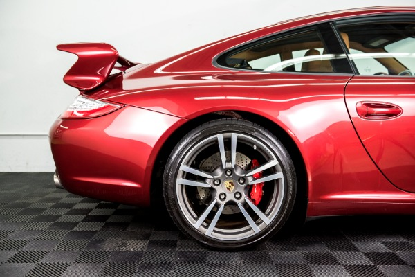 Used 2011 Porsche 911 Carrera S Used 2011 Porsche 911 Carrera S for sale Sold at Response Motors in Mountain View CA 5