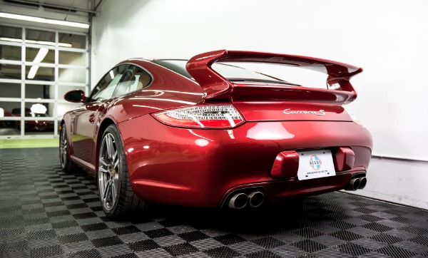 Used 2011 Porsche 911 Carrera S Used 2011 Porsche 911 Carrera S for sale Sold at Response Motors in Mountain View CA 6