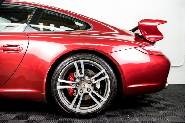 Used 2011 Porsche 911 Carrera S Used 2011 Porsche 911 Carrera S for sale Sold at Response Motors in Mountain View CA 8