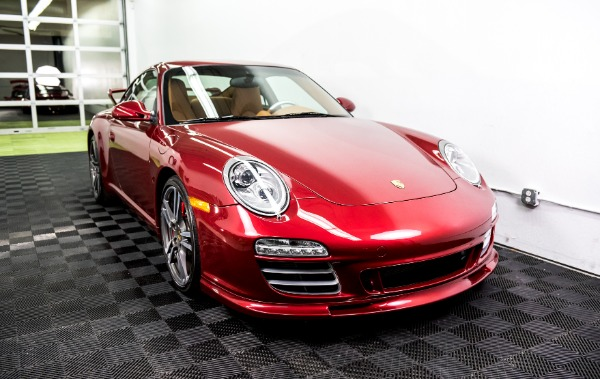 Used 2011 Porsche 911 Carrera S Used 2011 Porsche 911 Carrera S for sale Sold at Response Motors in Mountain View CA 1