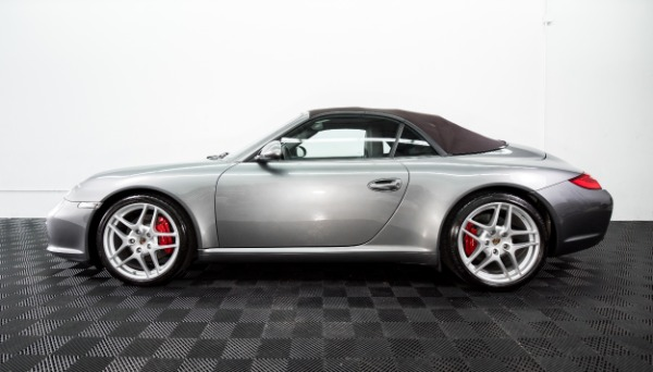 Used 2009 Porsche 911 Carrera S Used 2009 Porsche 911 Carrera S for sale Sold at Response Motors in Mountain View CA 11