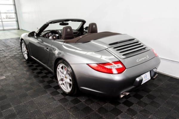 Used 2009 Porsche 911 Carrera S Used 2009 Porsche 911 Carrera S for sale Sold at Response Motors in Mountain View CA 14