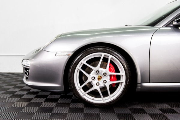 Used 2009 Porsche 911 Carrera S Used 2009 Porsche 911 Carrera S for sale Sold at Response Motors in Mountain View CA 15