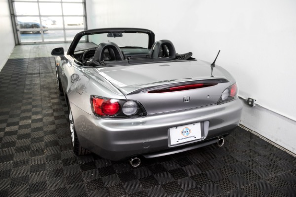 Used 2000 Honda S2000 Used 2000 Honda S2000 for sale Sold at Response Motors in Mountain View CA 11