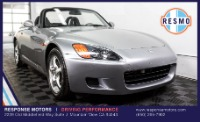 Used 2000 Honda S2000 Used 2000 Honda S2000 for sale Sold at Response Motors in Mountain View CA 2