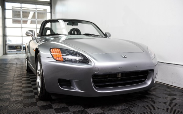 Used 2000 Honda S2000 Used 2000 Honda S2000 for sale Sold at Response Motors in Mountain View CA 3