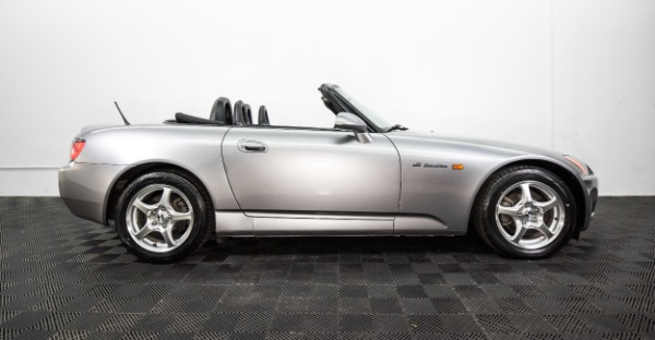 Used 2000 Honda S2000 Used 2000 Honda S2000 for sale Sold at Response Motors in Mountain View CA 5